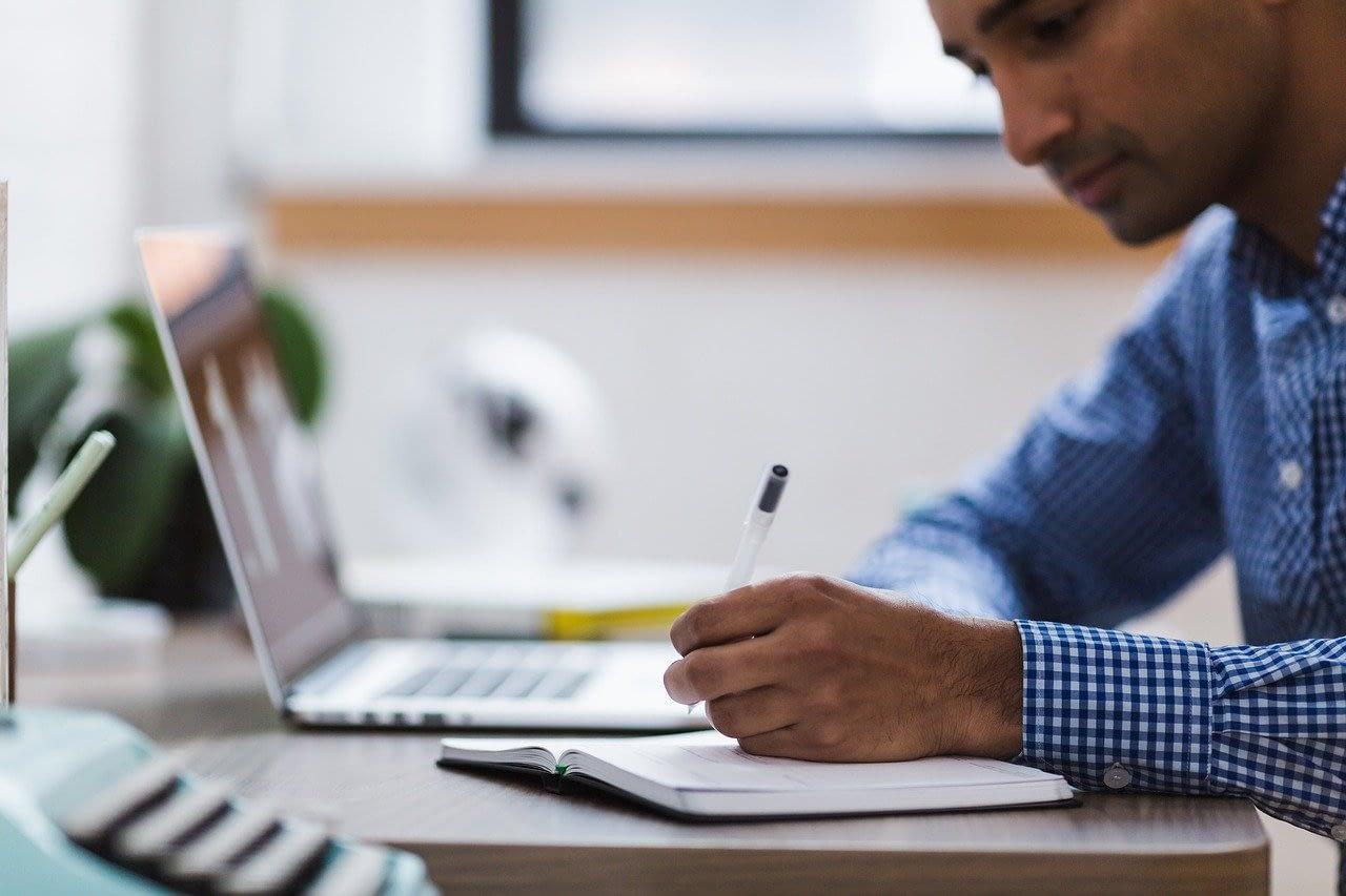 como escrever para blog
